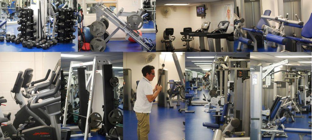 Bldg. 31 Fitness Center