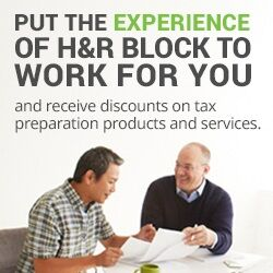 H&R Block - Put the experience of H & R Block to work for you.