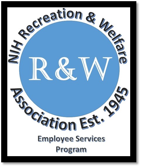 NIH – Recreation & Welfare Retina Logo