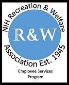 NIH – Recreation & Welfare Mobile Retina Logo