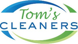 Tom's Dry Cleaning