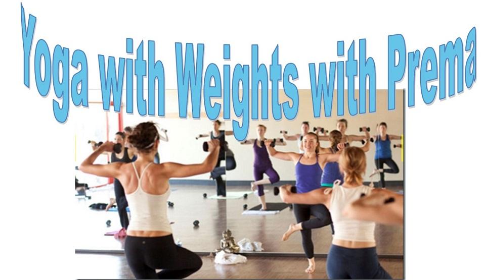 Yoga Weights