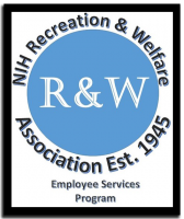 NIH – Recreation & Welfare Sticky Logo