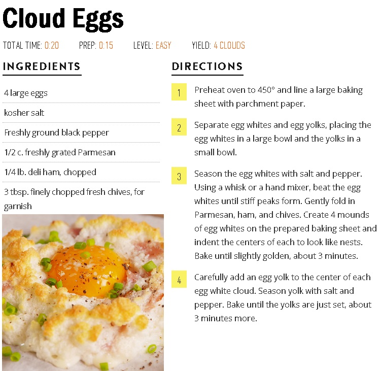 Cloud Egg