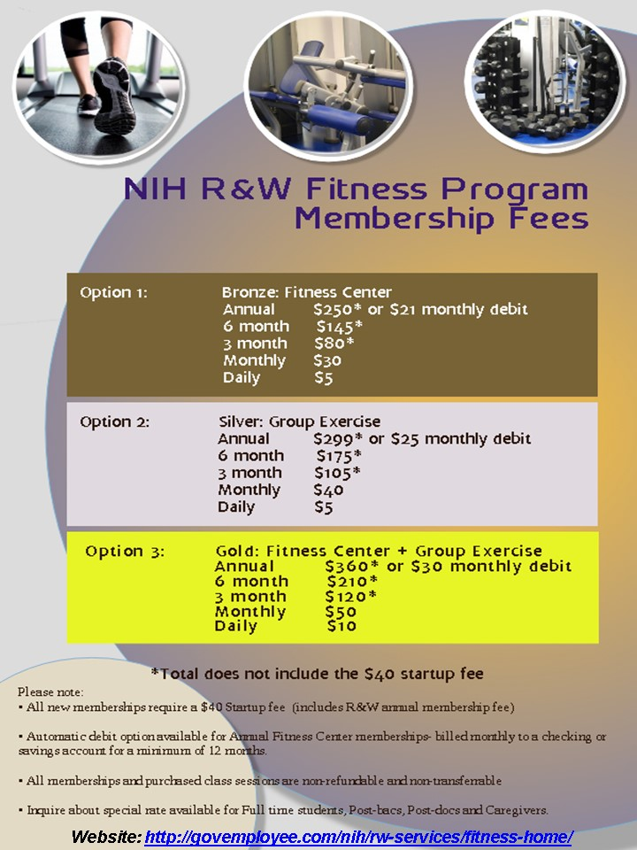 2018 Membership Pricing