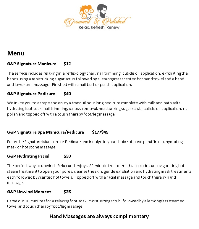 G&P Pricing