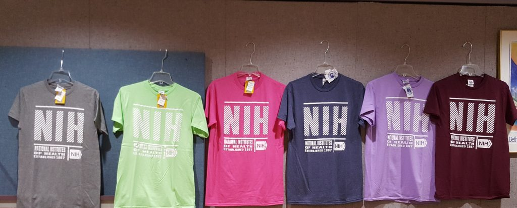 NIH Lined T Shirt
