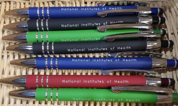 NIH Stylus Pens