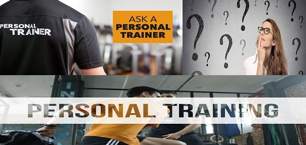 Ask the Trainer Header