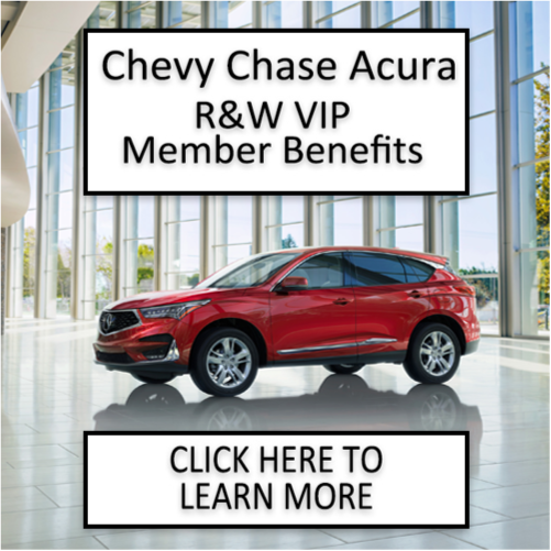 Chevy Chase Acura R&W VIP