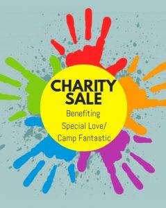 Camp Fantastic Charity Sale