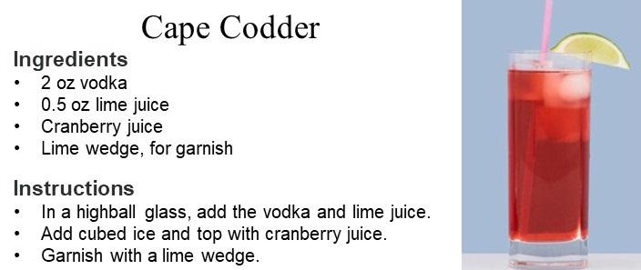 Cape Codder
