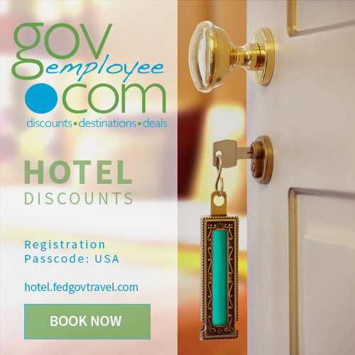 Govemployee Hotel Discounts- hotel.fedgovtravel.com